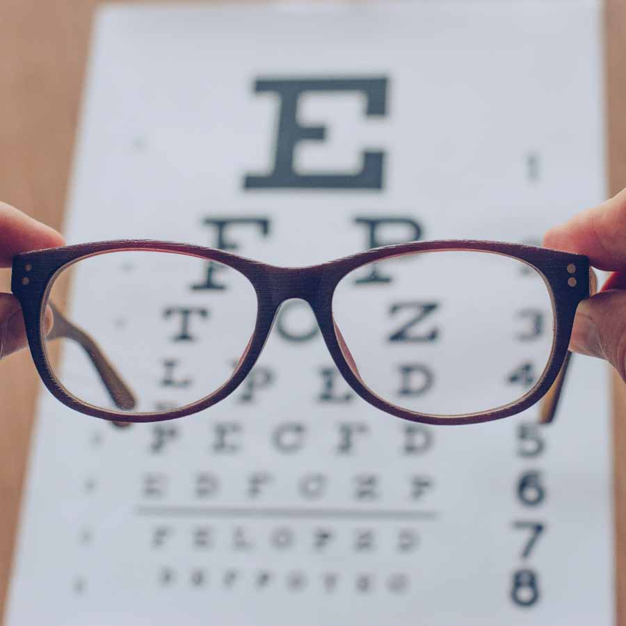 Myopia (or short sightedness) causes problems with seeing clearly in the distance and is usually easily corrected with glasses or contact lenses to enable you to see.